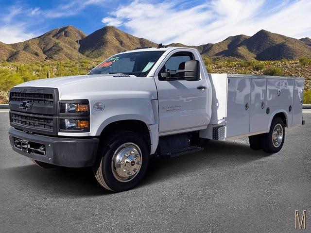2020 Chevrolet Silverado 5500 Regular Cab DRW 4x2, Royal Truck Body Service Body #LH282726 - photo 1