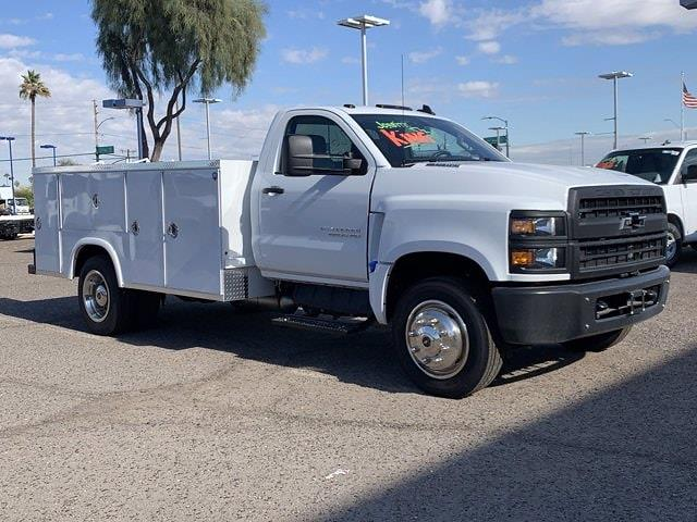 2020 Chevrolet Silverado 5500 Regular Cab DRW 4x2, Royal Truck Body Service Body #LH282726 - photo 3