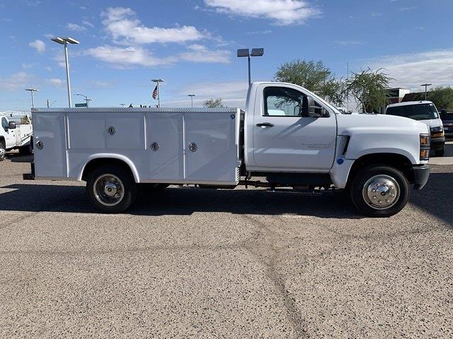 2020 Chevrolet Silverado 5500 Regular Cab DRW 4x2, Royal Truck Body Service Body #LH282726 - photo 8