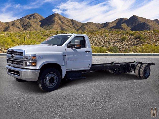 2020 Chevrolet Silverado 6500 Regular Cab DRW 4x2, Cab Chassis #LH330110 - photo 1