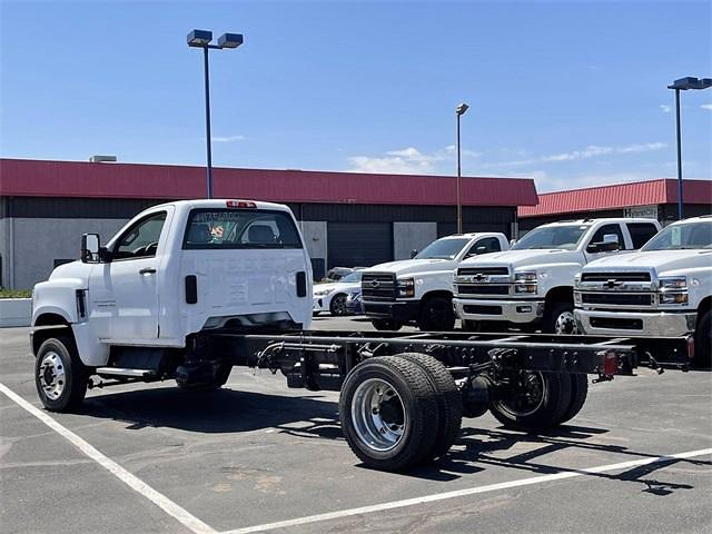 2020 Chevrolet Silverado 6500 Regular Cab DRW 4x4, Cab Chassis #LH356900 - photo 2