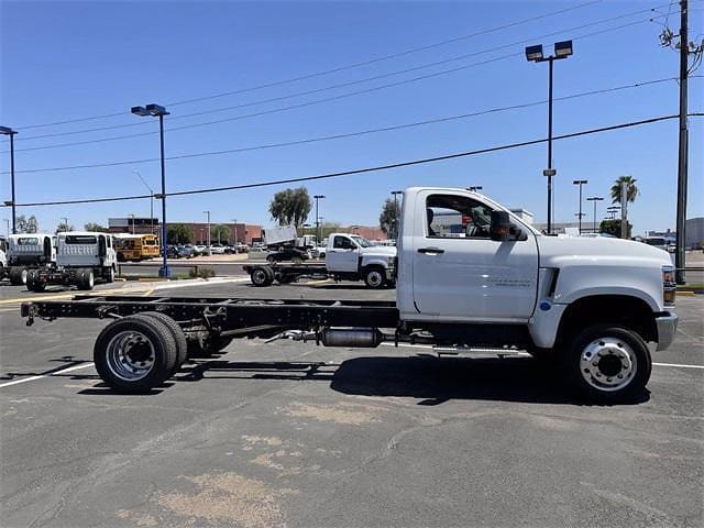 2020 Chevrolet Silverado 6500 Regular Cab DRW 4x4, Cab Chassis #LH356900 - photo 7