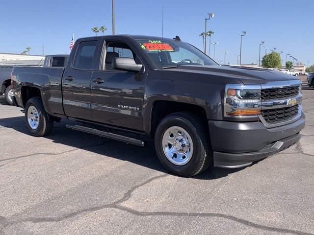 2016 Chevrolet Silverado 1500 Double Cab RWD, Pickup #LJ252041A - photo 3