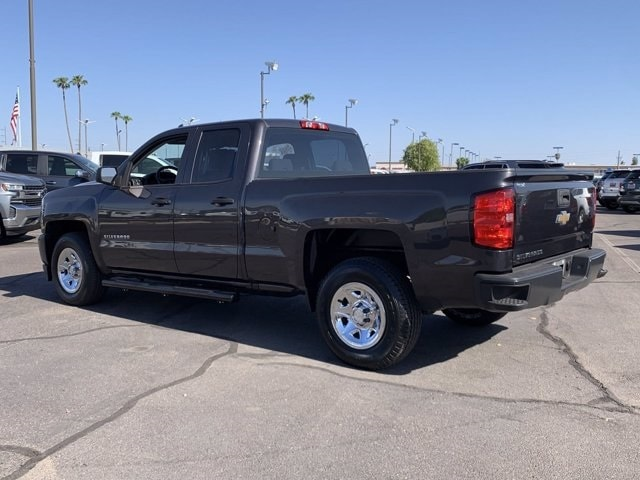 2016 Chevrolet Silverado 1500 Double Cab RWD, Pickup #LJ252041A - photo 2