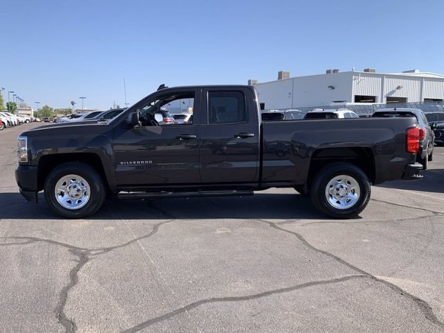 2016 Chevrolet Silverado 1500 Double Cab RWD, Pickup #LJ252041A - photo 7