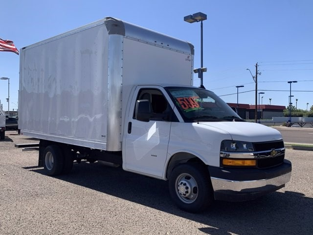2020 Chevrolet Express 3500 4x2, Supreme Dry Freight #LN003175 - photo 1