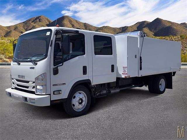 2020 Isuzu NPR 4x2, Cab Chassis #LS209693 - photo 1