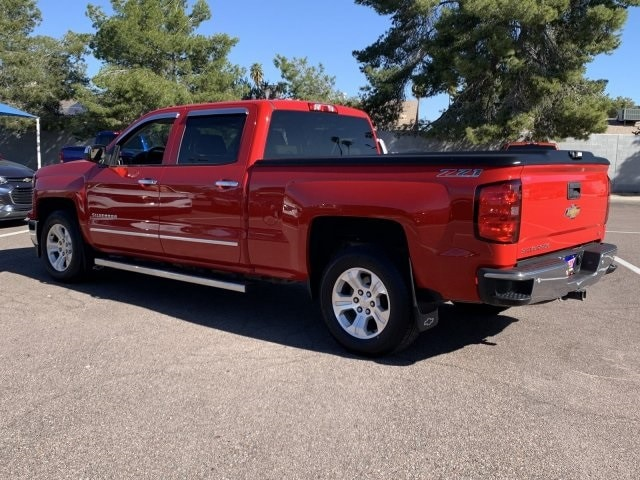 2014 Silverado 1500 Crew Cab 4x4, Pickup #LS555351A - photo 5