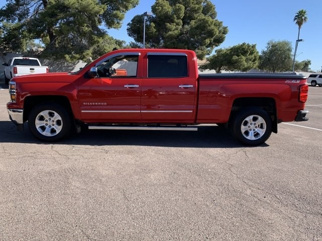 2014 Silverado 1500 Crew Cab 4x4, Pickup #LS555351A - photo 6