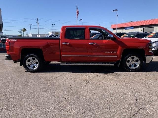 2014 Silverado 1500 Crew Cab 4x4, Pickup #LS555351A - photo 7
