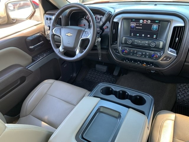 2014 Silverado 1500 Crew Cab 4x4, Pickup #LS555351A - photo 13