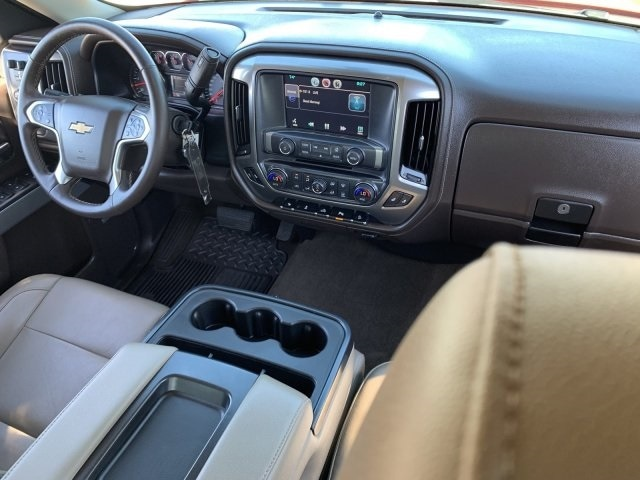 2014 Silverado 1500 Crew Cab 4x4, Pickup #LS555351A - photo 14