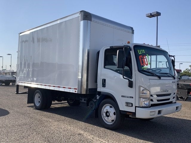 2020 Isuzu NPR-HD Regular Cab 4x2, Morgan Fastrak Dry Freight #LS802259 - photo 3