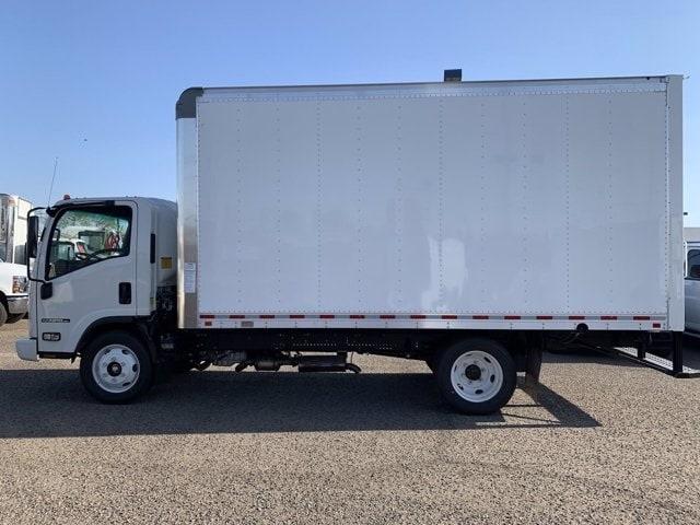 2020 Isuzu NPR-HD Regular Cab 4x2, Morgan Fastrak Dry Freight #LS802259 - photo 6