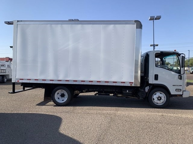 2020 Isuzu NPR-HD Regular Cab 4x2, Morgan Fastrak Dry Freight #LS802259 - photo 7
