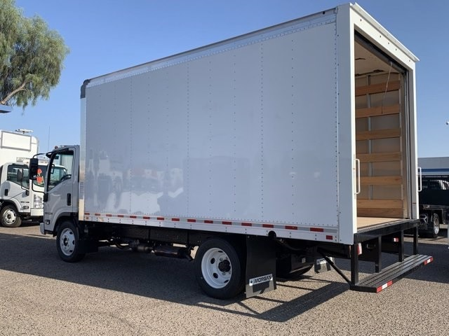 2020 Isuzu NPR-HD Regular Cab 4x2, Morgan Dry Freight #LS802259 - photo 1