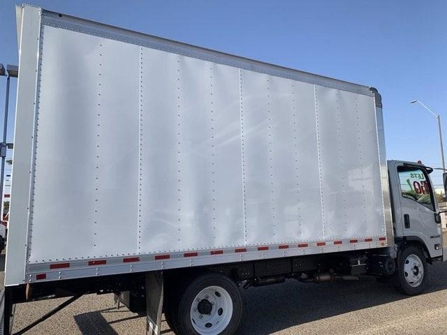 2020 Isuzu NPR-HD Regular Cab 4x2, Morgan Fastrak Dry Freight #LS802259 - photo 8