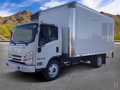 2020 Isuzu NPR-HD Regular Cab 4x2, Morgan Fastrak Dry Freight #LS802259 - photo 1