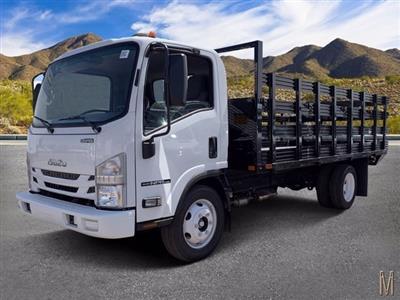 2020 Isuzu NPR-HD Regular Cab 4x2, United Truck Bodies Stake Bed #LS803477 - photo 1