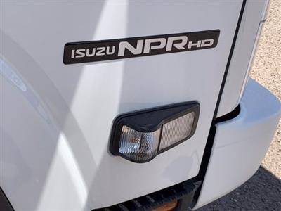 2020 Isuzu NPR-HD Regular Cab 4x2, United Truck Bodies Stake Bed #LS803477 - photo 8