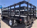 2020 Isuzu NPR-HD Regular Cab 4x2, United Truck Bodies Stake Bed #LS803477 - photo 2