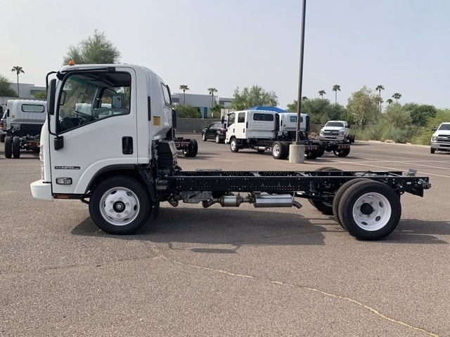 2020 Isuzu NPR-HD Regular Cab 4x2, Sun Country Truck Landscape Dump #LS804841 - photo 7