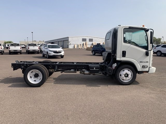 2020 Isuzu NPR-HD Regular Cab 4x2, Sun Country Truck Landscape Dump #LS804841 - photo 8