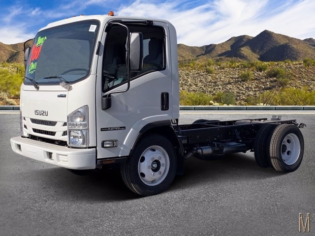 2020 Isuzu NPR-HD Regular Cab 4x2, Cab Chassis #LS806540 - photo 1