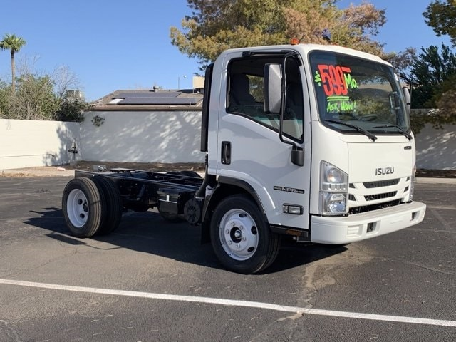 2020 Isuzu NPR-HD Regular Cab 4x2, Cab Chassis #LS806542 - photo 1
