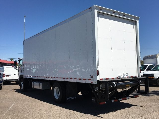2020 FTR Regular Cab 4x2,  Morgan Dry Freight #LSG00006 - photo 1