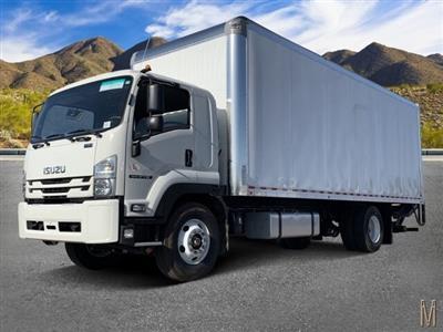 2020 FTR Regular Cab 4x2, Morgan Dry Freight #LSG50330 - photo 1