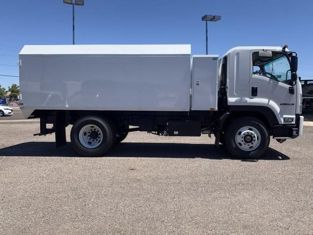2020 Isuzu FTR Regular Cab 4x2, Drake Equipment Chipper Body #LSG50486 - photo 8
