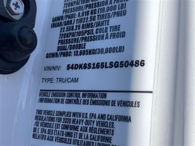 2020 Isuzu FTR Regular Cab 4x2, Drake Equipment Chipper Body #LSG50486 - photo 20