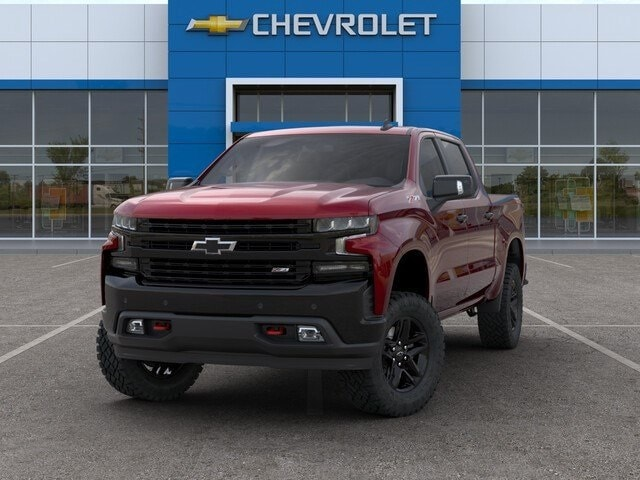 2020 Silverado 1500 Crew Cab 4x2,  Pickup #LZ119053 - photo 6