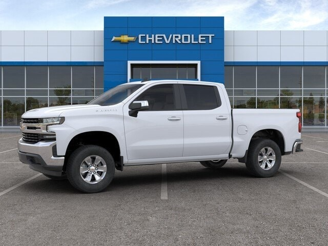 2020 Silverado 1500 Crew Cab 4x2,  Pickup #LZ125357 - photo 3