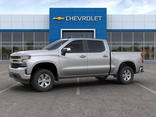 2020 Silverado 1500 Crew Cab 4x2, Pickup #LZ128509 - photo 3