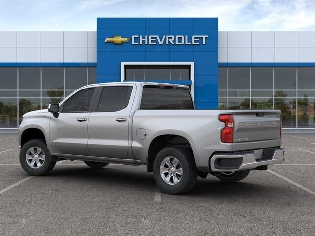 2020 Silverado 1500 Crew Cab 4x2, Pickup #LZ128509 - photo 4