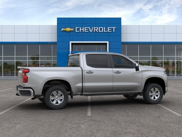 2020 Silverado 1500 Crew Cab 4x2, Pickup #LZ128509 - photo 5