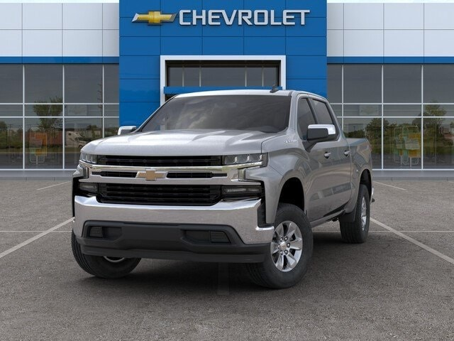 2020 Silverado 1500 Crew Cab 4x2, Pickup #LZ128509 - photo 6
