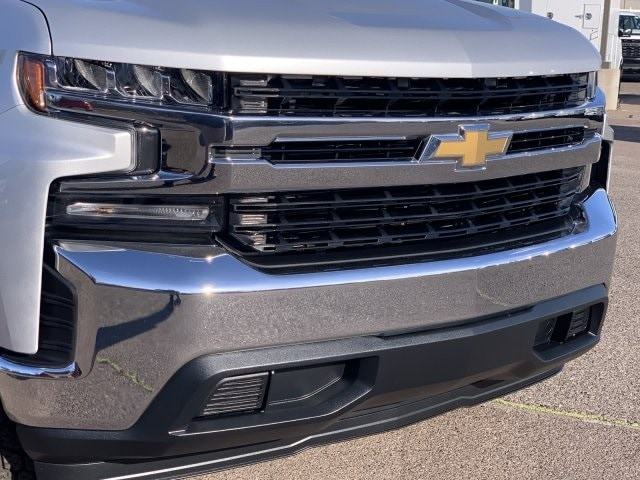 2019 Silverado 1500 Crew Cab 4x2, Pickup #LZ205355A - photo 3
