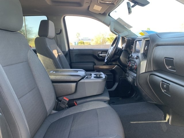 2019 Silverado 1500 Crew Cab 4x2, Pickup #LZ205355A - photo 11