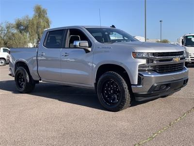 2019 Silverado 1500 Crew Cab 4x2, Pickup #LZ205355A - photo 1