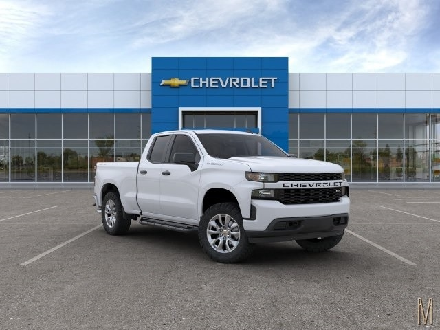 2020 Silverado 1500 Double Cab 4x4, Pickup #LZ209807 - photo 1