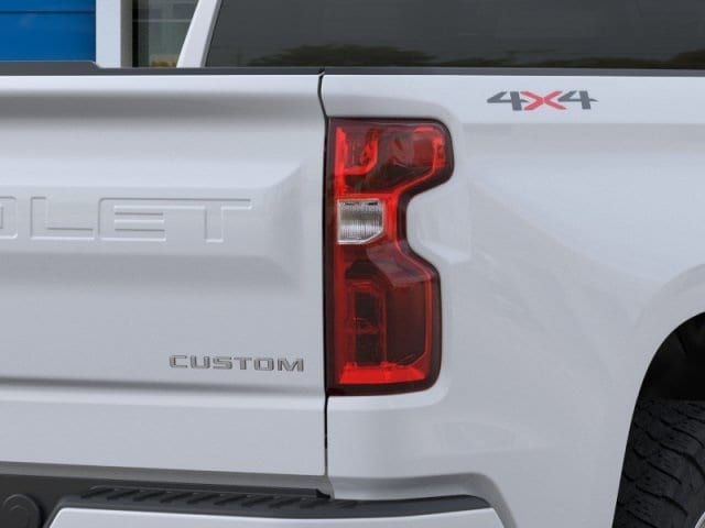 2020 Silverado 1500 Double Cab 4x4, Pickup #LZ209807 - photo 9
