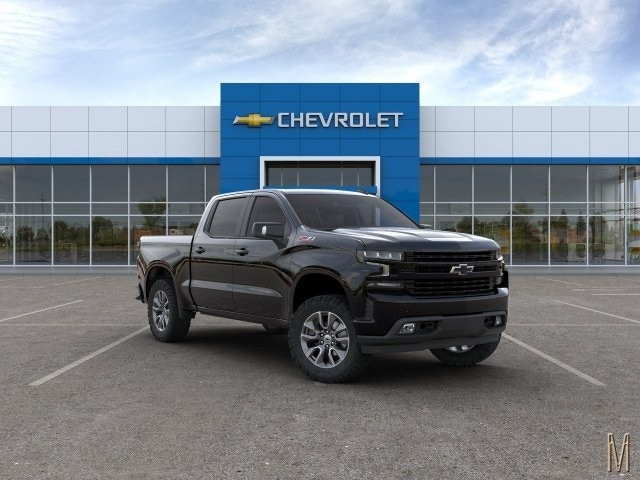 2020 Silverado 1500 Crew Cab 4x4, Pickup #LZ246972 - photo 3