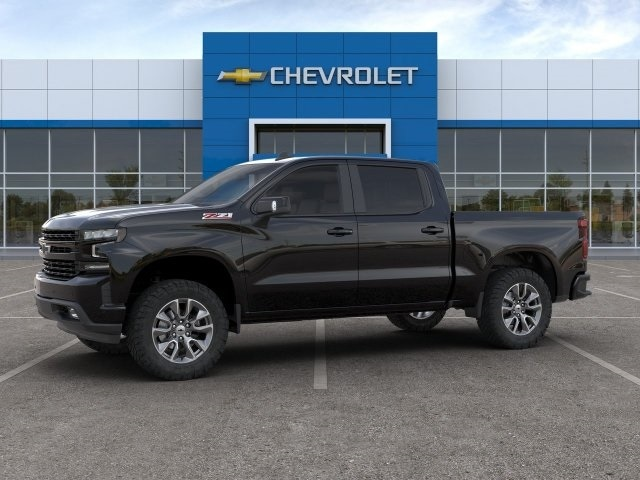 2020 Silverado 1500 Crew Cab 4x4, Pickup #LZ246972 - photo 1