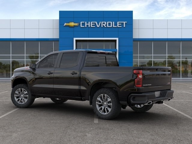 2020 Silverado 1500 Crew Cab 4x4, Pickup #LZ246972 - photo 2