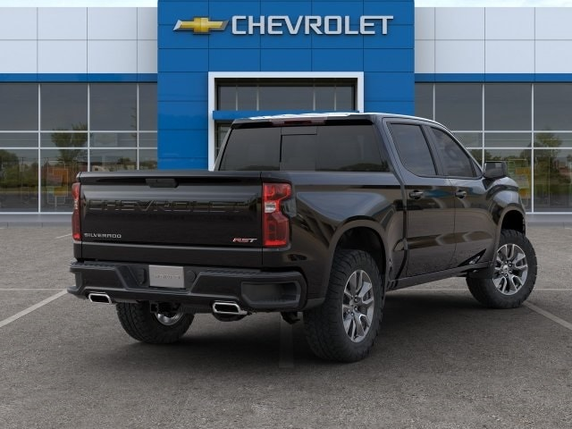 2020 Silverado 1500 Crew Cab 4x4, Pickup #LZ246972 - photo 4