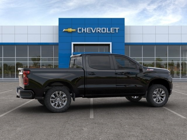 2020 Silverado 1500 Crew Cab 4x4, Pickup #LZ246972 - photo 5