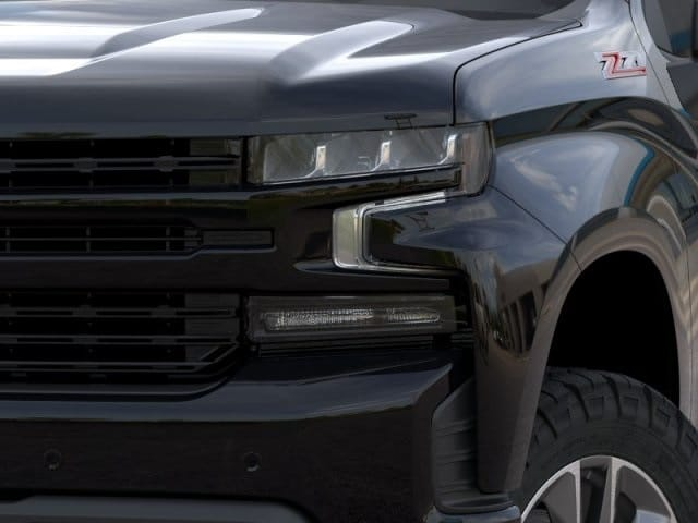 2020 Silverado 1500 Crew Cab 4x4, Pickup #LZ246972 - photo 8
